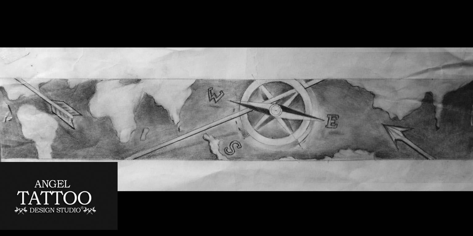 672627934 Armband Tattoos| Forearm band Tattoos| Wrist Band Tattoos | arm band ...