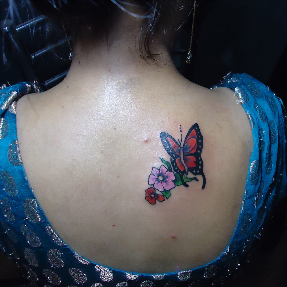 Best Tattoo Artists And Studio Of India With Safe Tattoo: Tattoo Artist In India