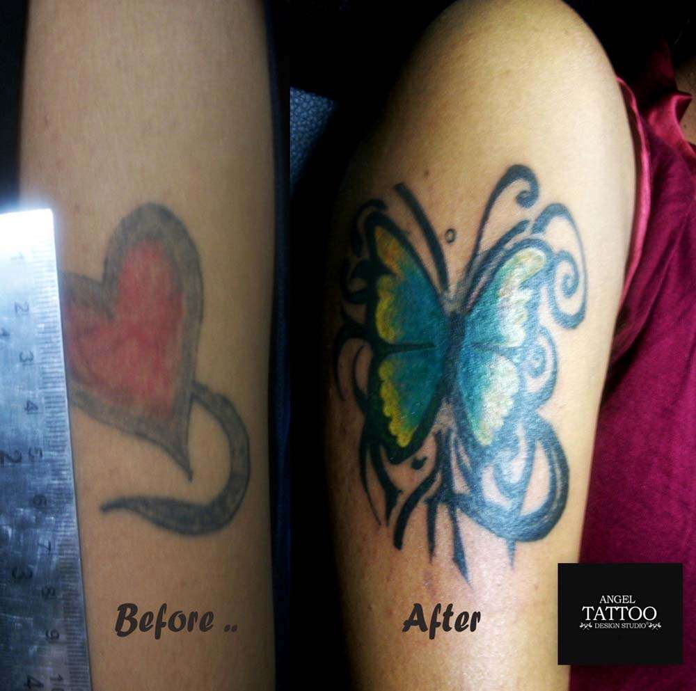Cover up Tattoos | Tattoo Designs for Cover Up | Cover Up