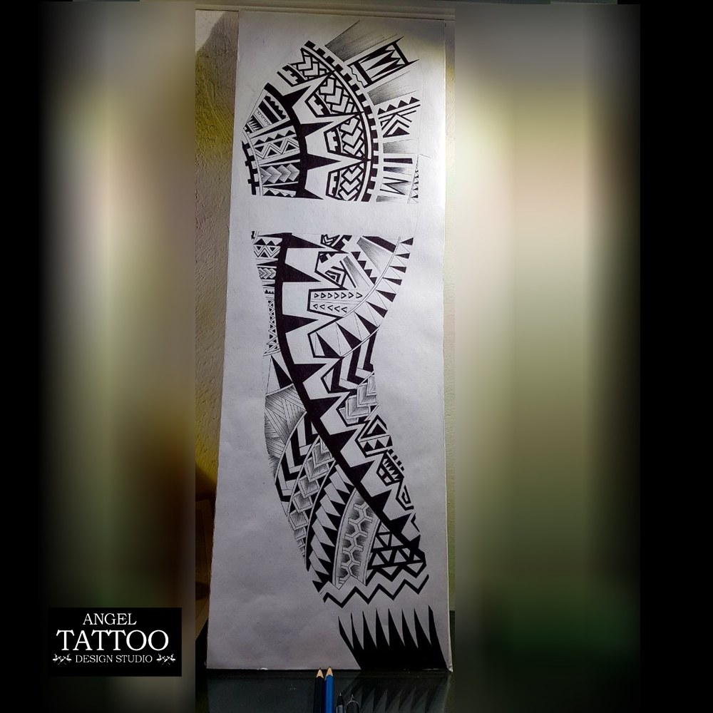Tattoos full sleeve tattoos full sleev tattoo for Full custom tattoo
