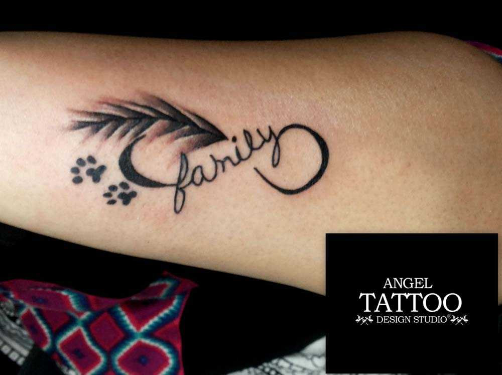 Infinity Tattoos Best Infinity Tattoo Design Ideas Infinity With