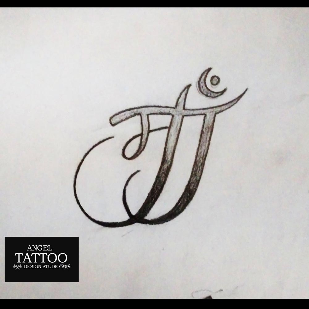 2019 year for women- Hindi stylish font for tattoo