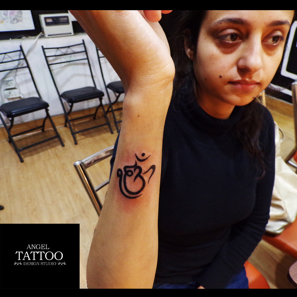 Meaning Of Om Tattoo